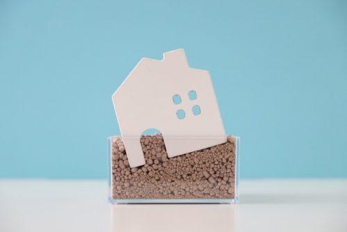 住宅地盤沈下保証