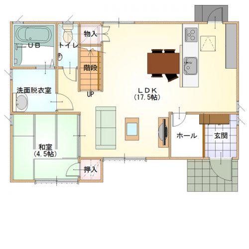 シンプルデザインハウス05-1F
