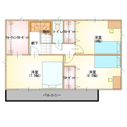 シンプルデザインハウス05-2F