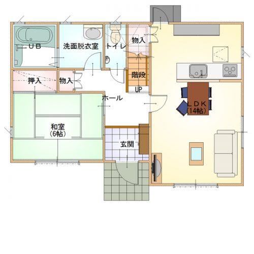 シンプルデザインハウス06-1F