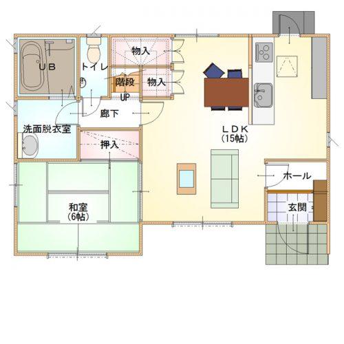 シンプルデザインハウス07-1F