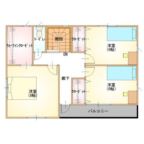 シンプルデザインハウス07-2F