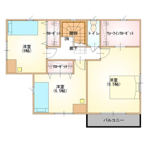 シンプルデザインハウス08-2F