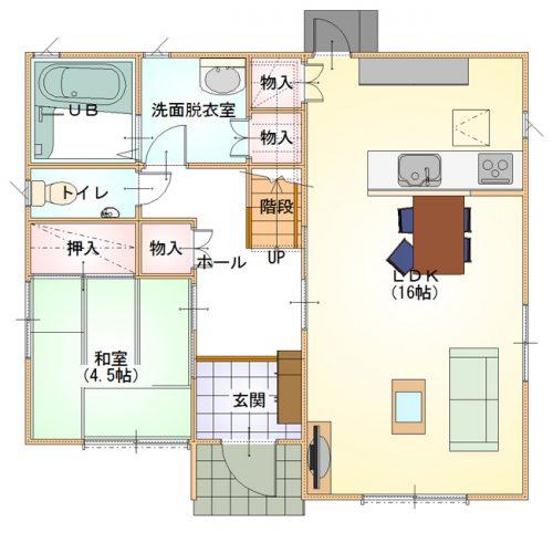 シンプルデザインハウス09-1F