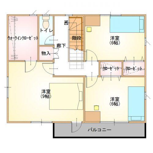 シンプルデザインハウス09-2F