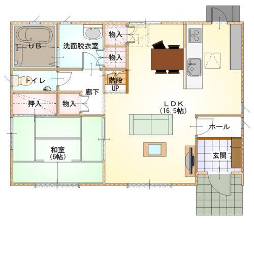 シンプルデザインハウス10-1F