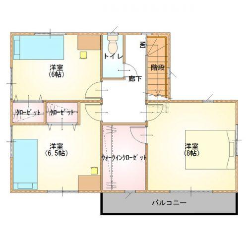 シンプルデザインハウス12-2F