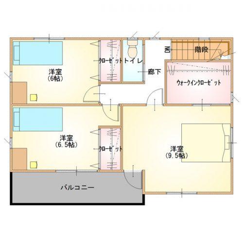 シンプルデザインハウス14-2F